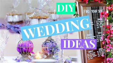 easy diy wedding reception decorations 2 3 easy wedding decor ideas wedding diy nia