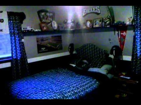 eagles bedroom dan the fan s philadelphia eagles bedroom youtube