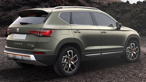 rugged suvs seat ateca x perience concept a more rugged suv image 553436