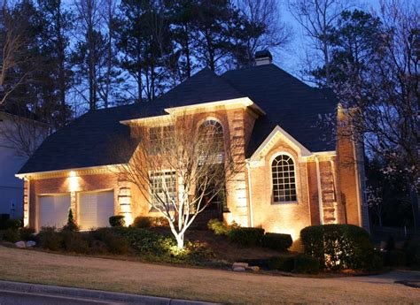 Give Your Home Curb Appeal With Exterior House Lighting Lights House