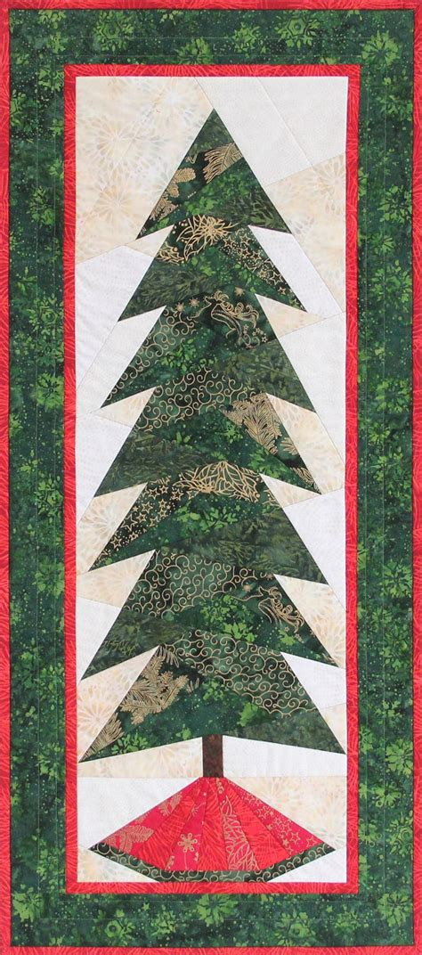 quilt pattern christmas tree 14 best cindi edgerton patterns images on pinterest
