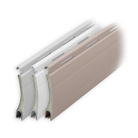 Aluminium Rolladen by Aluminium Rolladen Muster Lamellen Profil Apollo Diwaro 174