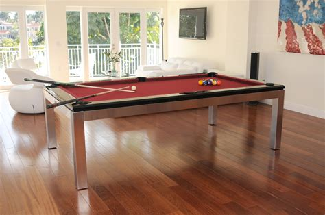 100 Dining Table And Pool Combination   Pool Dining Tables