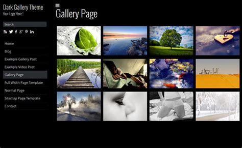 wordpress themes nextgen gallery 100 best portfolio photography wordpress themes 2015