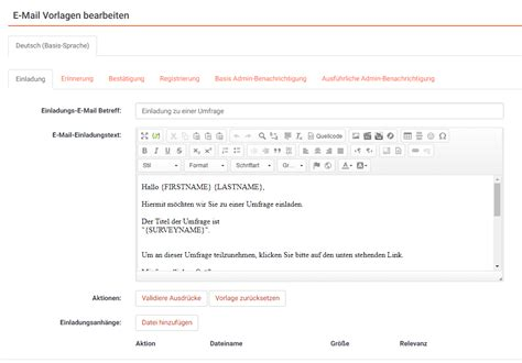 file upload to email templates limesurvey forums
