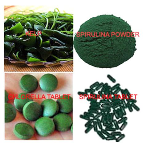 Laminaria Detox by Chlorella And Spirulina