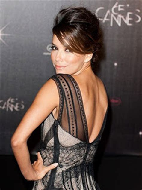 eva longoria sext french twist updo with side swept bangs womenhairstyles french twist updos