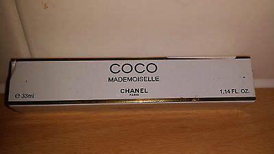 chanel coco mademoiselle boxed eau de parfum purse spray 33ml sprays