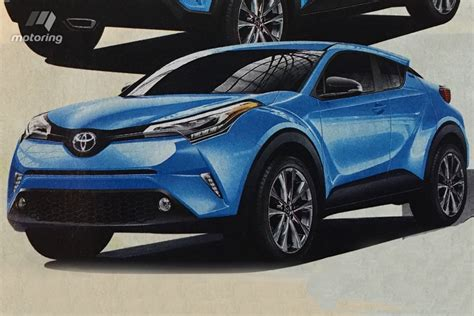 At Toyota Toyota Will Unveil Its B Segment Suv The C Hr At The