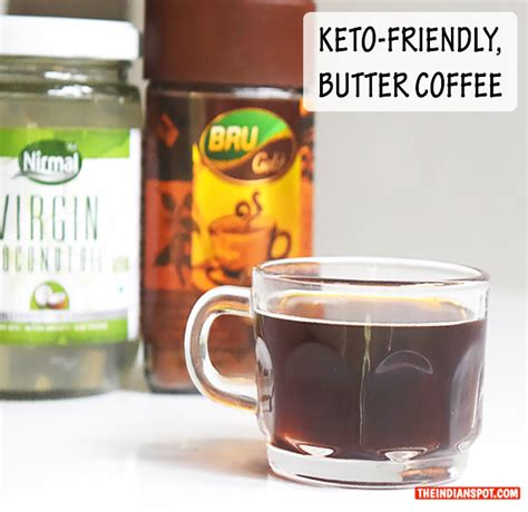 HEALTH DIY: keto friendly, butter coffee recipe and