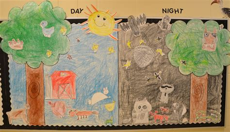 kindergarten activities day and night a place called kindergarten day and night
