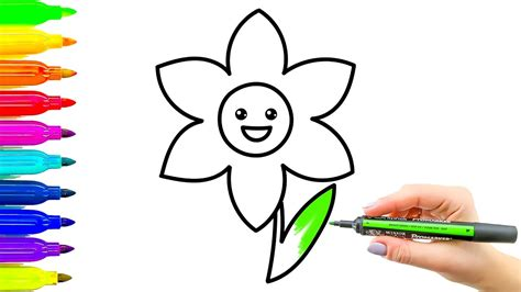 coloring book vs tlop flower coloring book and drawing colouring for