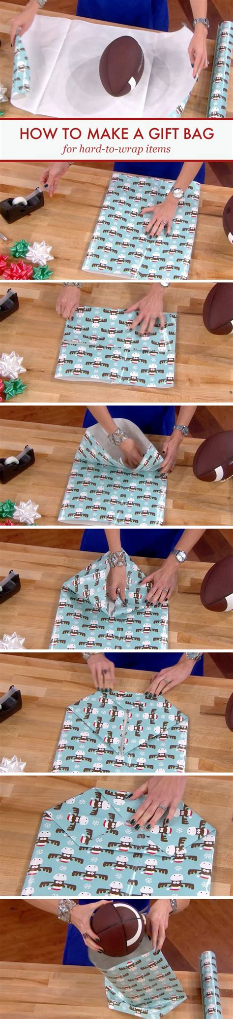 How To Make A Gift Bag From Wrapping Paper - 5 the most impressive how to wrap a gift ideas