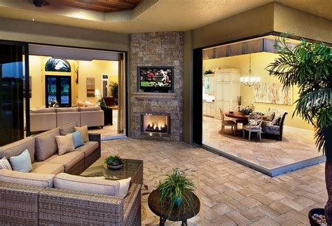 Modern Living Room Design Ideas by Outdoor Living Space Design Tampa Tampa Remodeling