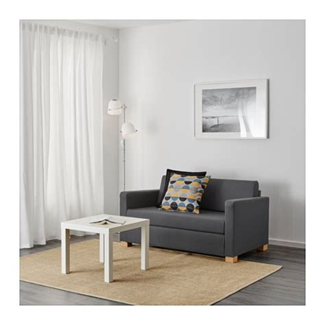 ikea solsta sofa bed ullvi two seat sofa bed ransta grey ikea