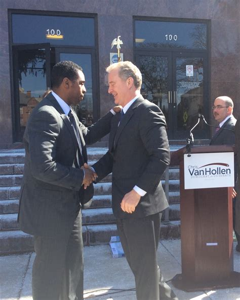 Chris Hollen Office by Councilmember Craig Rice Endorses Congressman Chris