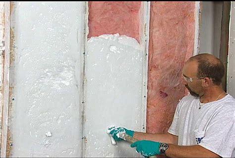 sound insulation foam for walls foam insulation energy solutions logan insulating foam