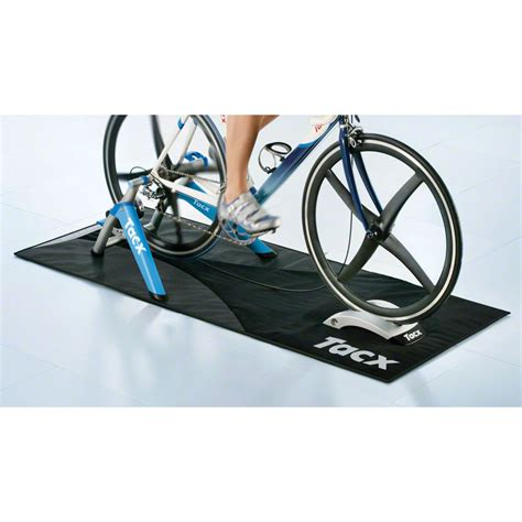 tacx bike trainer mat ebay