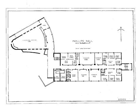ohio university floor plans facilities ohio wesleyan university