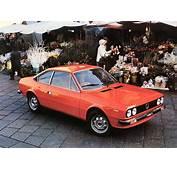 Lancia 1300 Coupe Brochure