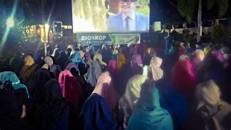 nilai moral dari film operation wedding pemutaran bioskop keliling di smk muhammadiyah karangmojo