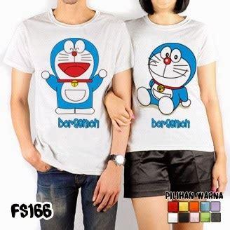 Baju Cp Doraemon Baju Simbo Shop Doraemon