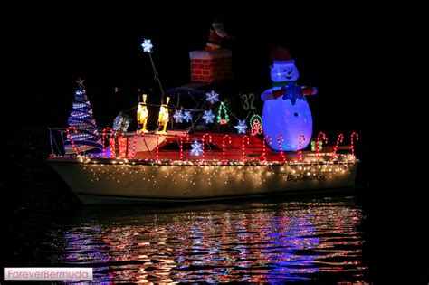 boat lights christmas christmas boat parade lights up bermuda forever bermuda