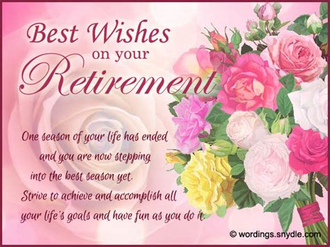happy retirement wishes for friends text for retirement