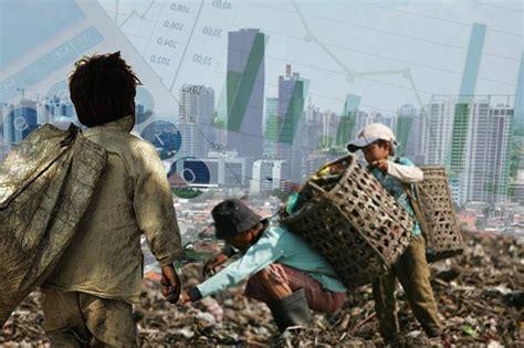 orang jawa indonesia separuh orang miskin indonesia bermukim di jawa