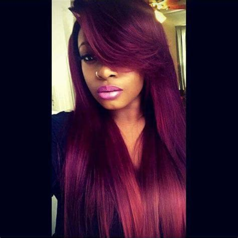 black hair to raspberry hair best 25 raspberry hair ideas on pinterest raspberry hair dye red hair extensions uk and