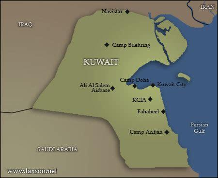 kuwait iraq map dan in the desert december 2004 archives