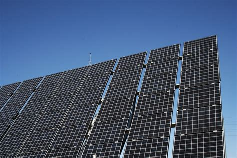 free solar panels india free solar power 1 stock photo freeimages