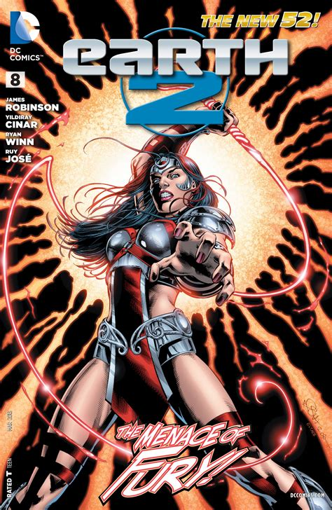 Komik Stormwatch Vol 2 Enemies Of Earth Dc Comics image earth two vol 1 8 cover 2 jpg batman wiki