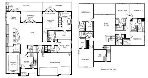 meritage homes orlando new home builder bristol floor plan