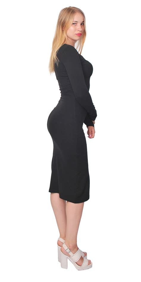 Slim Fit Bodycon Dress womens vintage bodycon slim fit sweetheart neck