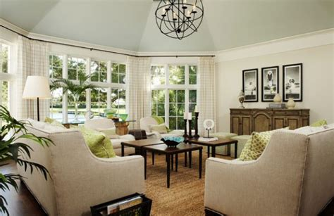 neutral color palette living room interior design ideas decorating with green 52 modern interiors to accentuate