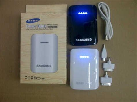 Power Bank Samsung Termurah samsung 10000mah powerbank indonetshop