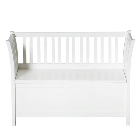 kids white storage bench kids luxury storage bench in white kids furniture
