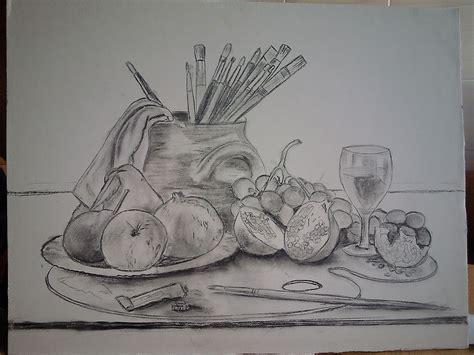 imagenes de bodegones a lapiz bosquejo a carboncillo para bodegon al oleo isabel perez