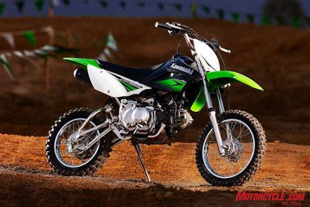 Bambu Shock Klx L 2010 kawasaki klx110 klx110l review motorcycle