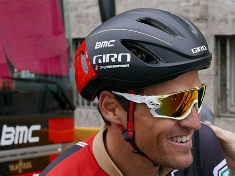 Helm Bmc spotted new aero road helmet to replace the giro air attack bikerumor
