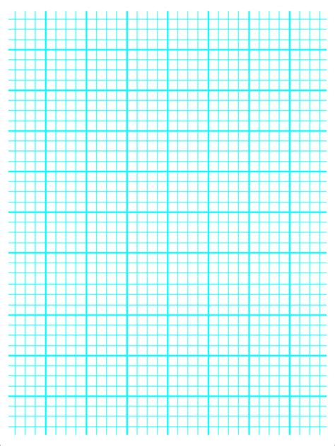 printable graph paper blank blank graph paper template and sle