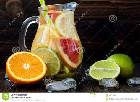 Orange Lemon And Lime Detox Water by Lemonade With Lime And Grapefruit Detox Citrus