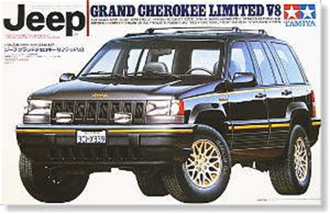 Jeep Model Codes Jeep Grand Limited V8 Model Car Hobbysearch