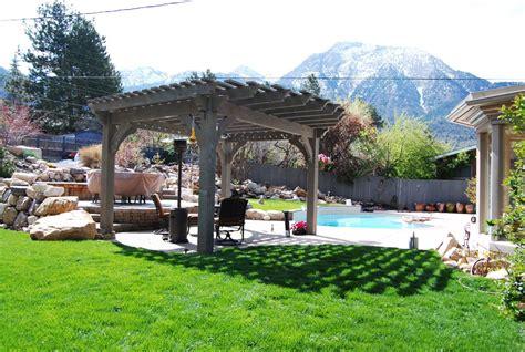 timber frame pergola 20 cool pool side shade pergolas pavilions arbors