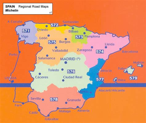 libro galicia regional map 571 galicia location on the spain map