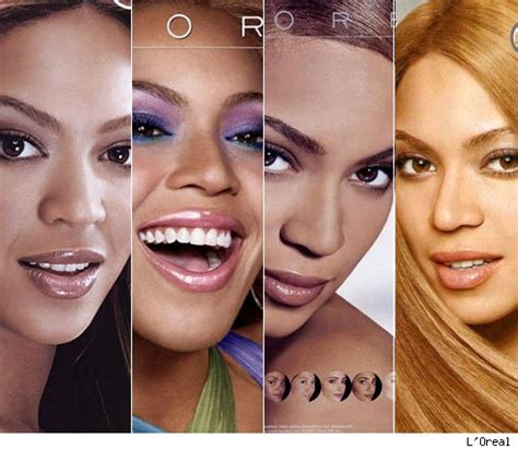 Loreal Xo shady dealin s beyonce s white doppleganger beyecky