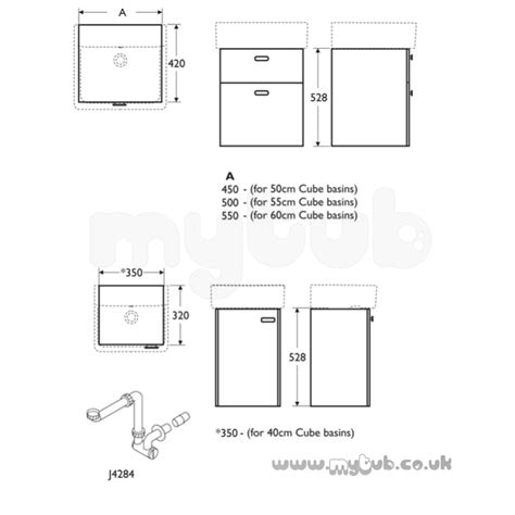 design management unt ideal standard concept e6442uj w h 350 cube unt wnut wh