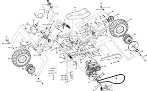 doodle bug parts baja 97cc engine baja free engine image for user manual