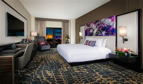 Weekly Rooms Las Vegas by The Rock Hotel Pulls Back The Curtain On Its Casino